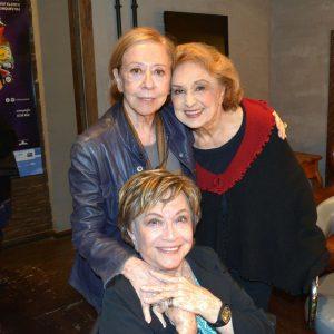 Fernanda Montenegro, Nathalia Timberg e Eva Wilma 01__foto Leo Ladeira